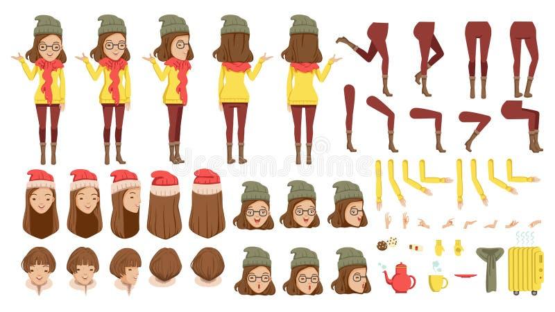 femaleness ilustracji