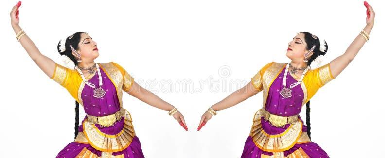 femelle classique de danseur de l'Asie images stock