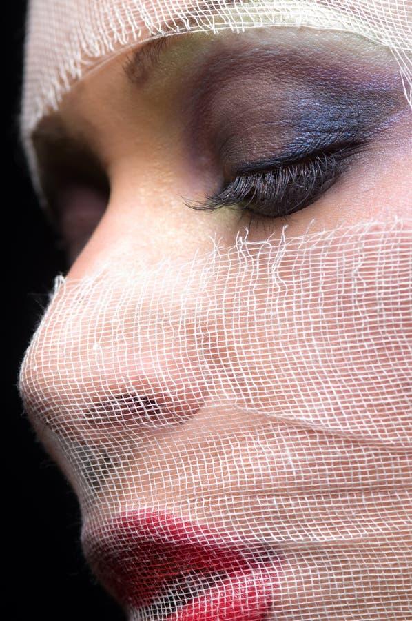 Download Feminine face stock photo. Image of elegance, portrait - 17750718