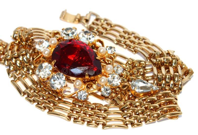 Feminine jewellery royalty free stock photos