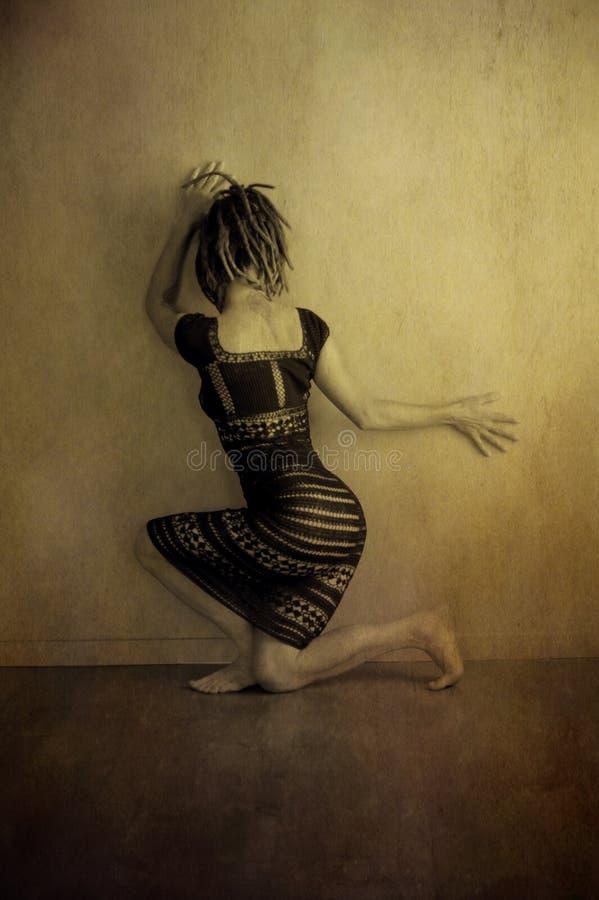 Feminine Mystique Stock Photography