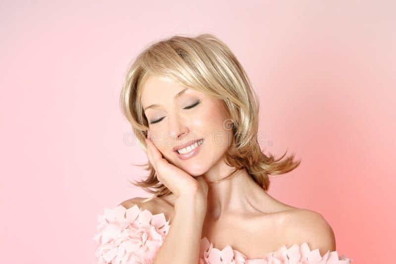 Download Femininity stock image. Image of smiling, serenity, feminine - 1944523