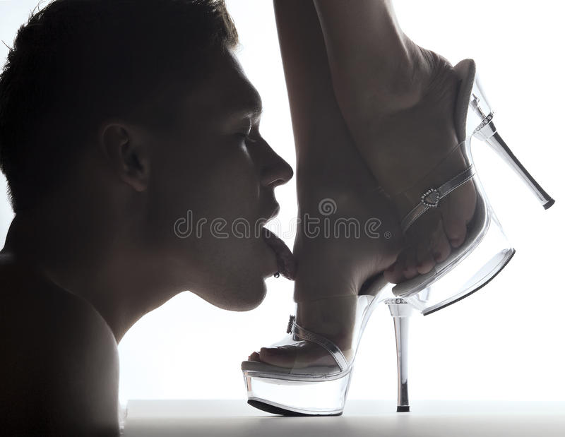 Download Feminism stock photo. Image of foot, fetishes, piercing - 12462886