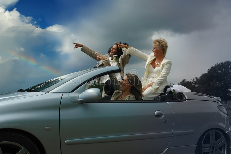 Download Feminism & Lesbian Pride. stock image. Image of driver - 1116987