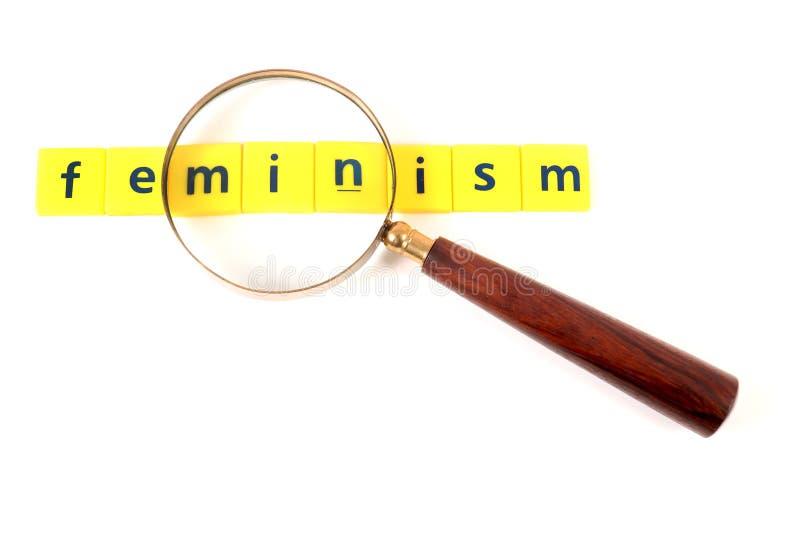 feminismus stockfotos
