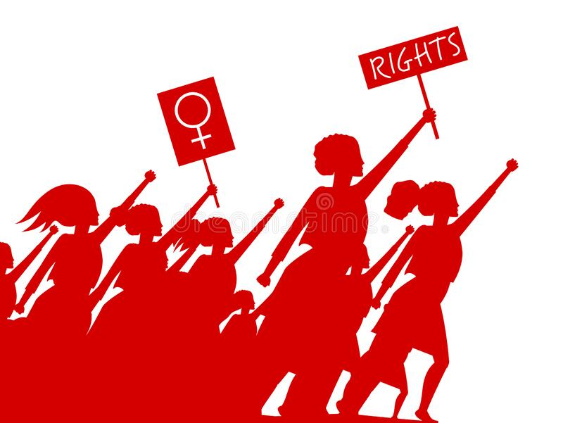 Activism, Rights Protection Flat Illustrations Set. Young People,.. Royalty Free  Cliparts, Vectors, And Stock Illustration. Image 123124716.