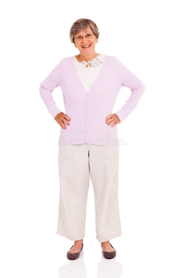Femme âgée photos libres de droits