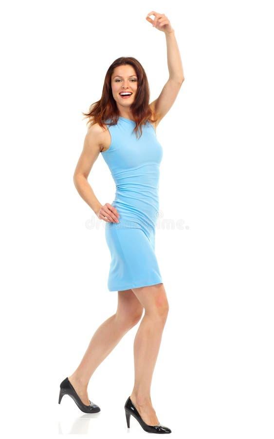 Femme image stock