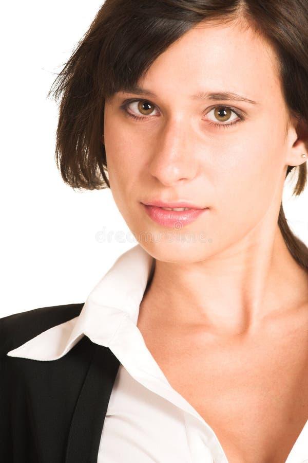Femme #277 d'affaires photos stock