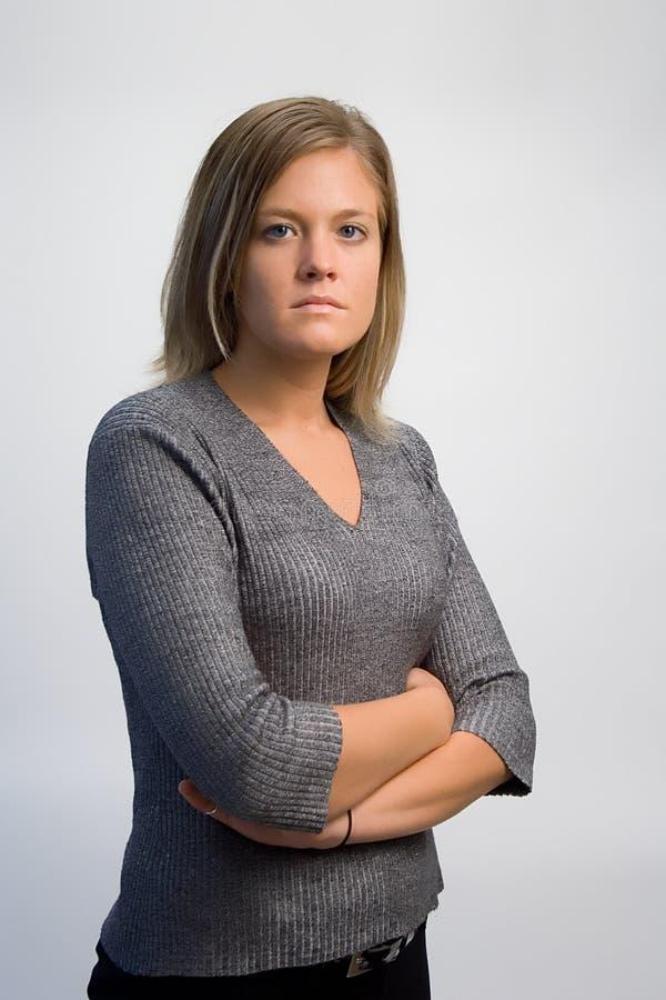 Femme 325 photographie stock libre de droits
