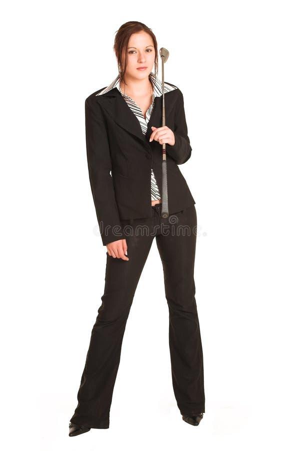 Femme #344 d'affaires photos libres de droits