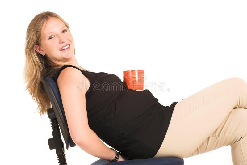 Femme #501 d'affaires photos stock