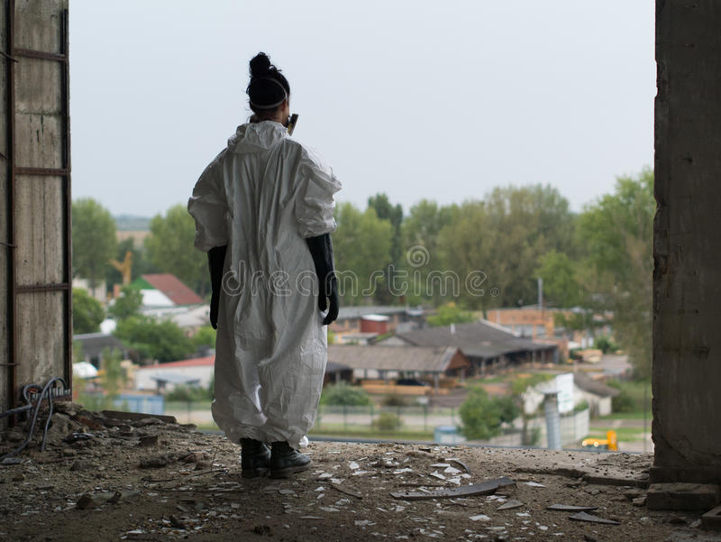 Femme abandonnée photos libres de droits