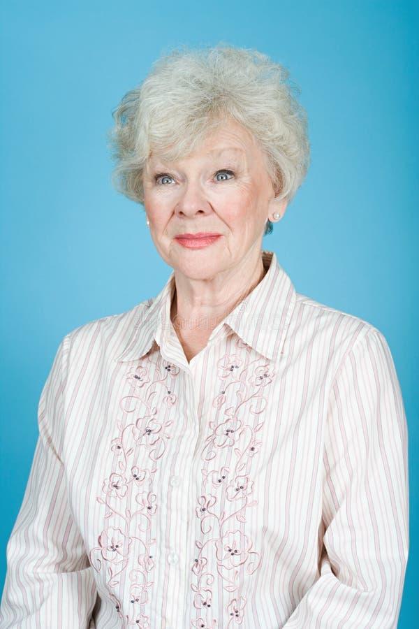 Femme adulte aînée photos libres de droits