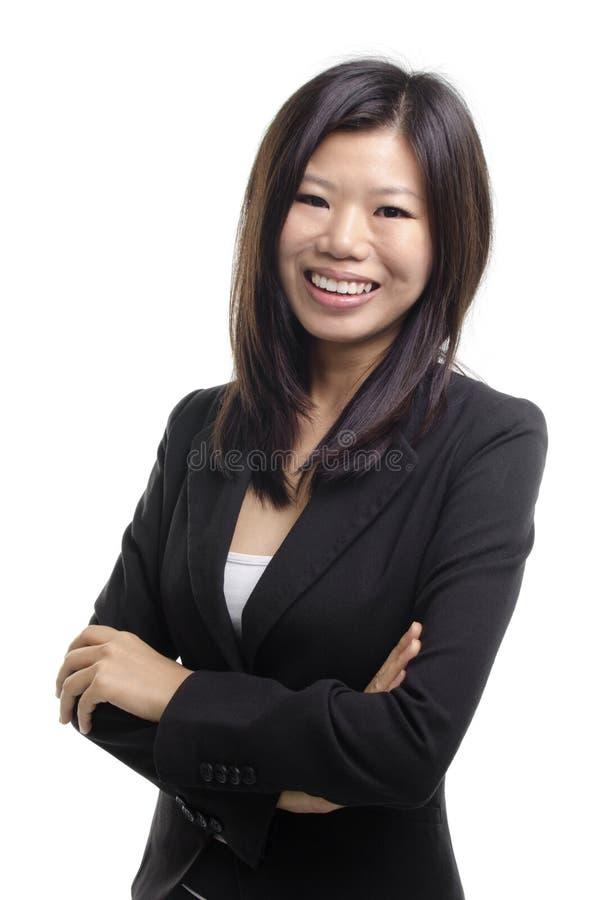 Femme asiatique image libre de droits