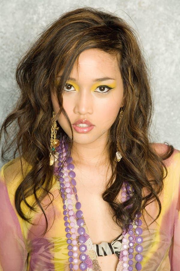 Femme asiatique sexy photos stock