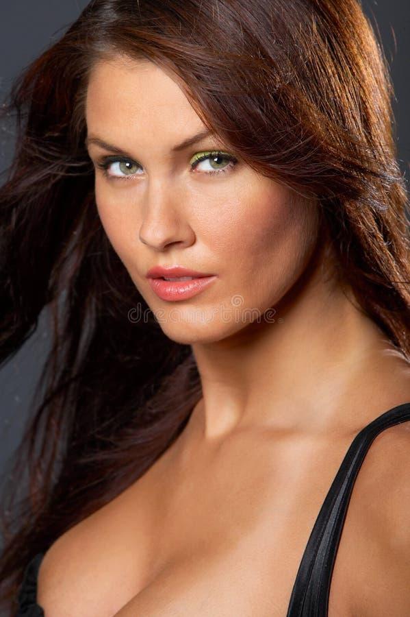 Femme chaud image stock