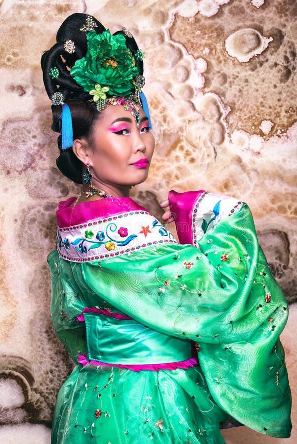 Femme chinois image stock
