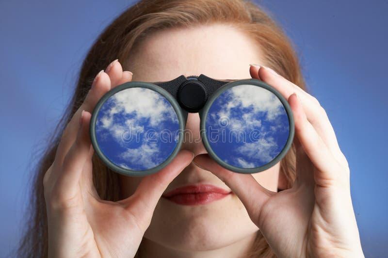 Femme clairvoyant photos libres de droits