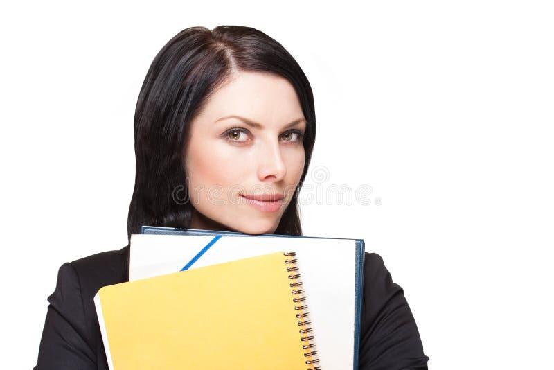 Femme d'affaires élégante. photographie stock libre de droits