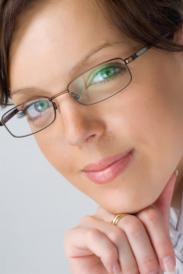 Femme d'affaires #1 photographie stock libre de droits