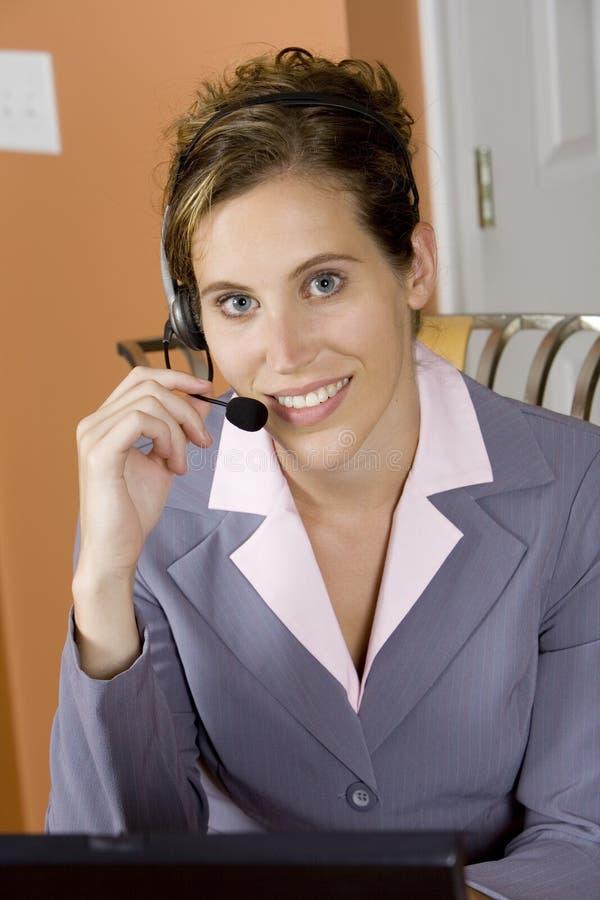 Femme D Affaires Image stock