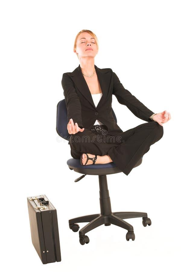Femme d'affaires #258 images stock