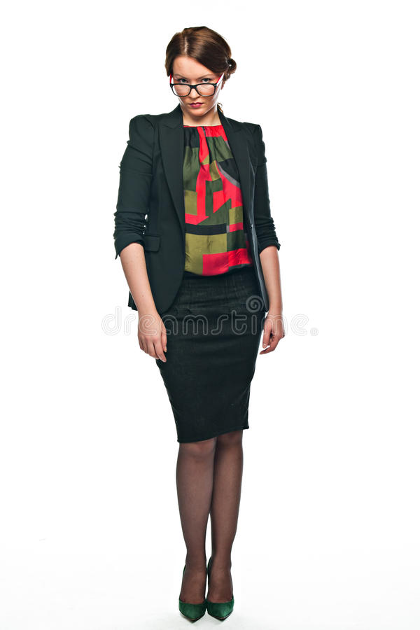 Femme d'affaires images stock