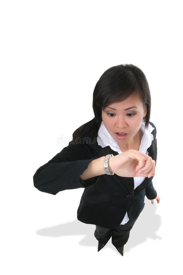 Femme D Affaires Images stock