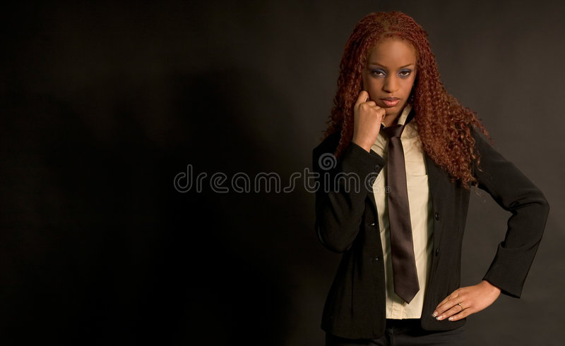 Femme d'affaires photos stock