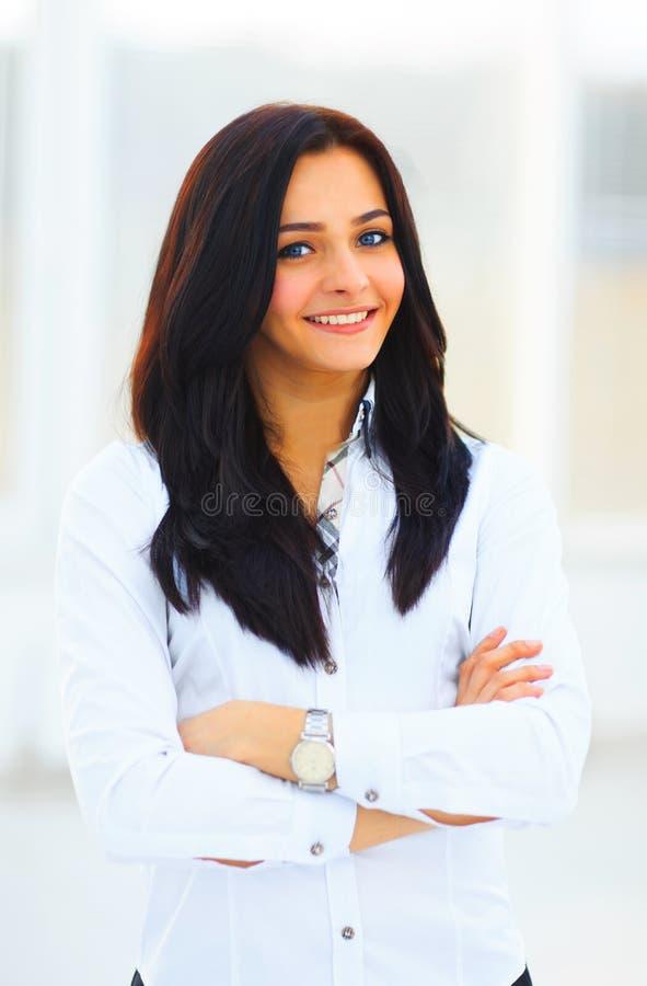 Femme d'affaires - 2 photos libres de droits