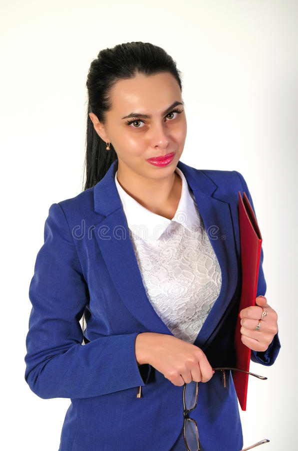 Femme d'affaires - 2 photo stock