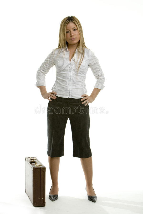 Download Femme d'affaires image stock. Image du talons, gratte, culs - 743995