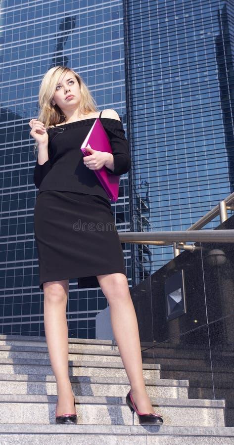 Download Femme d'affaires photo stock. Image du métier, assez, beau - 745022