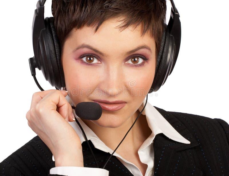 Download Femme d'affaires image stock. Image du femmes, cellule - 745223
