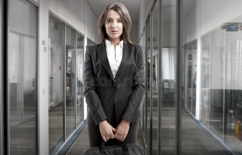 Femme d'affaires photo libre de droits