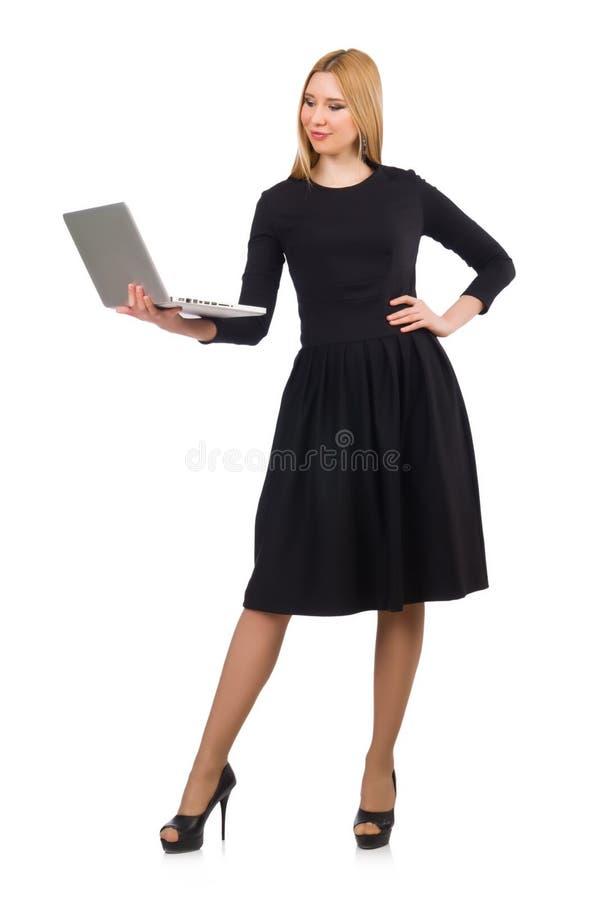 Femme d'affaires de femme dans les affaires images stock