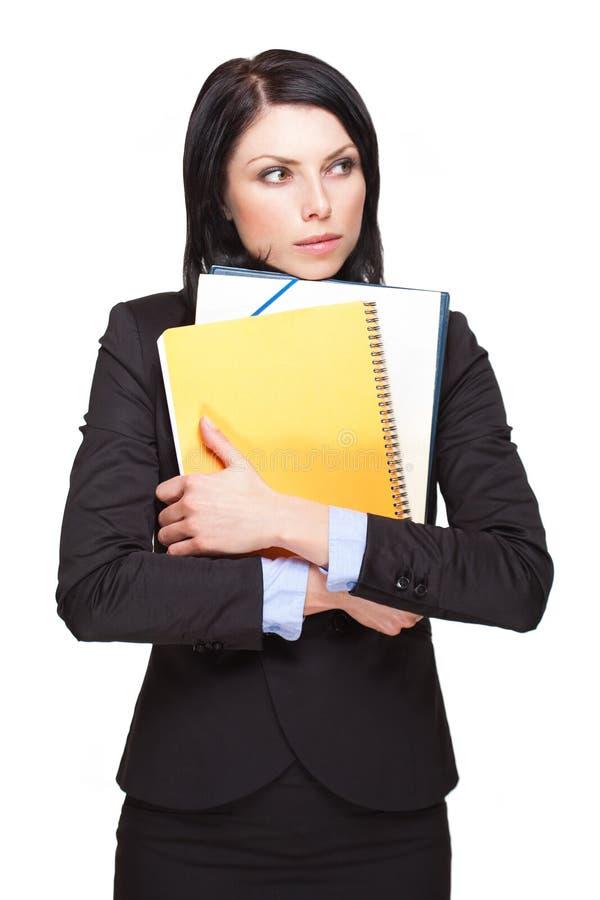 Femme d'affaires réussie. photos libres de droits