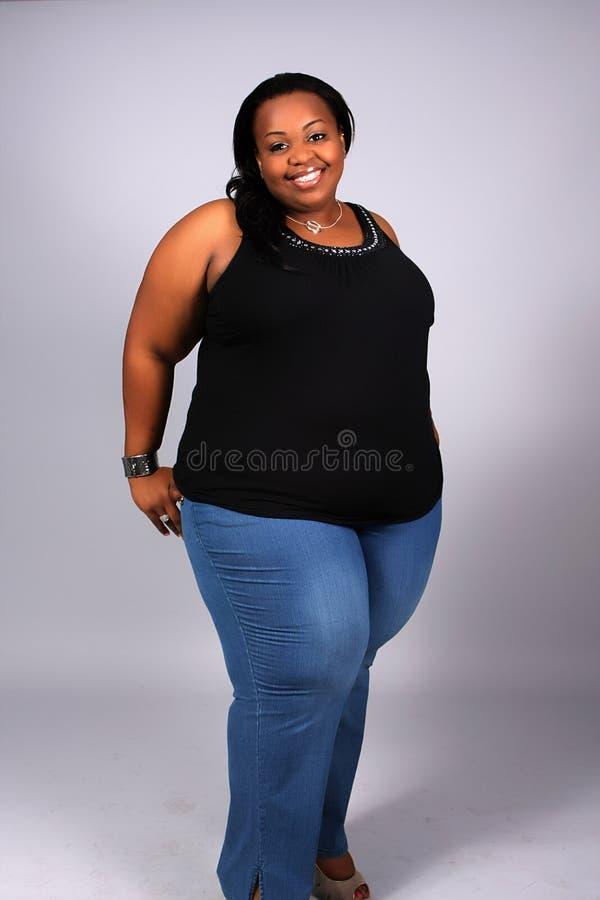 Femme d'Afro-américain