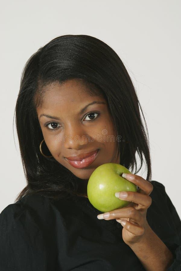 Femme d'Afro-américain images libres de droits