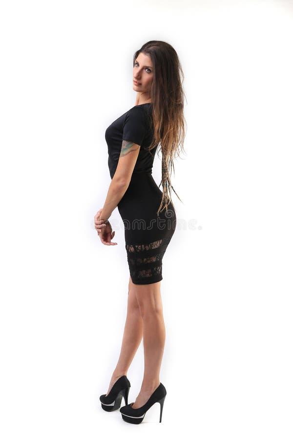 Femme d'entreprise moderne grande photo libre de droits