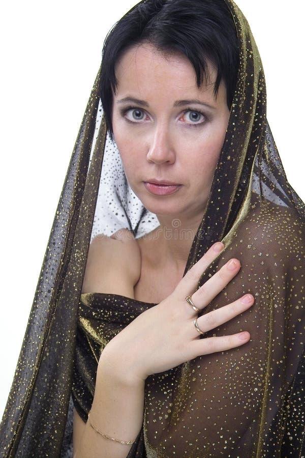 Femme de l'Orient image libre de droits