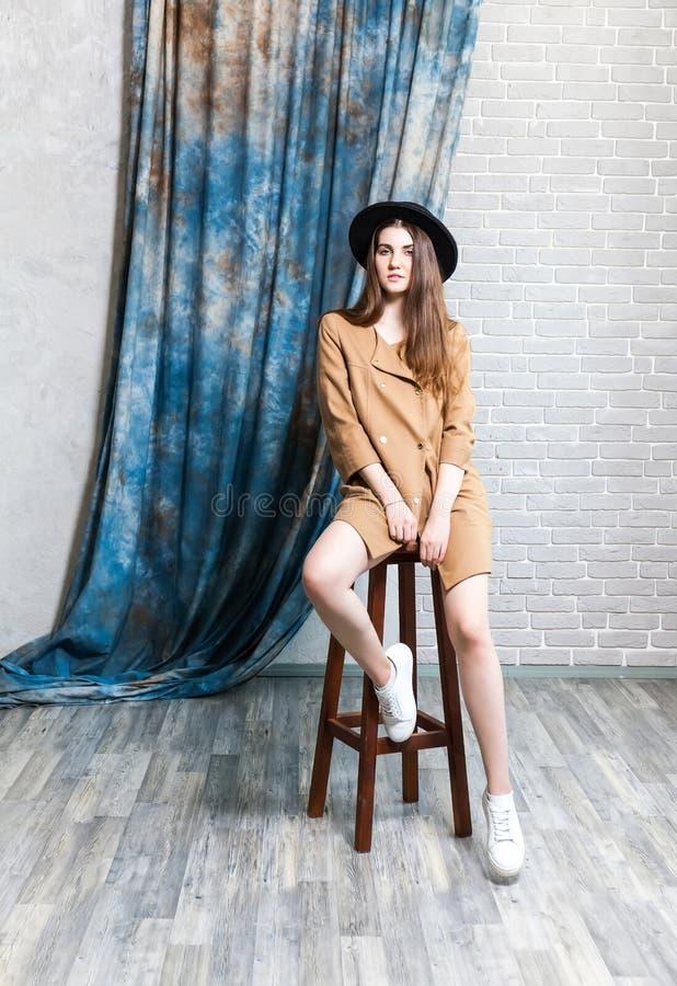 Femme de mode photos stock