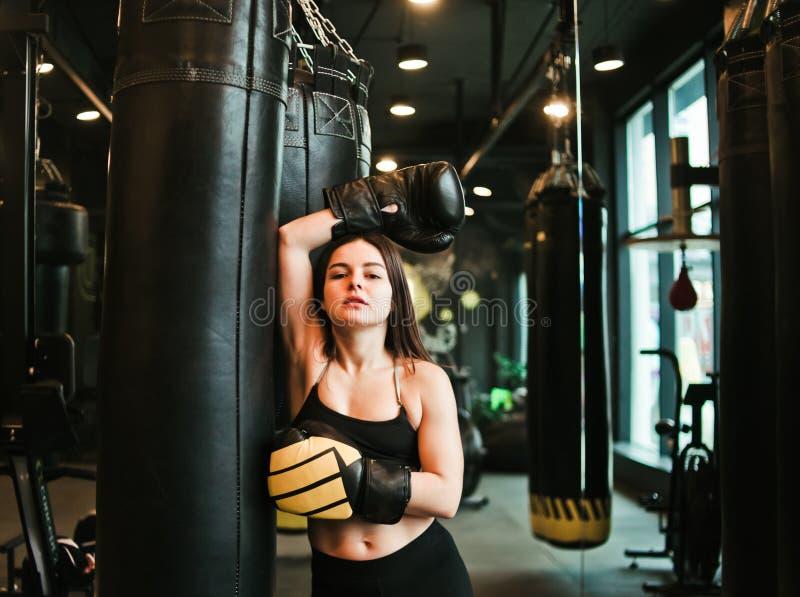 Femme de sport photo libre de droits