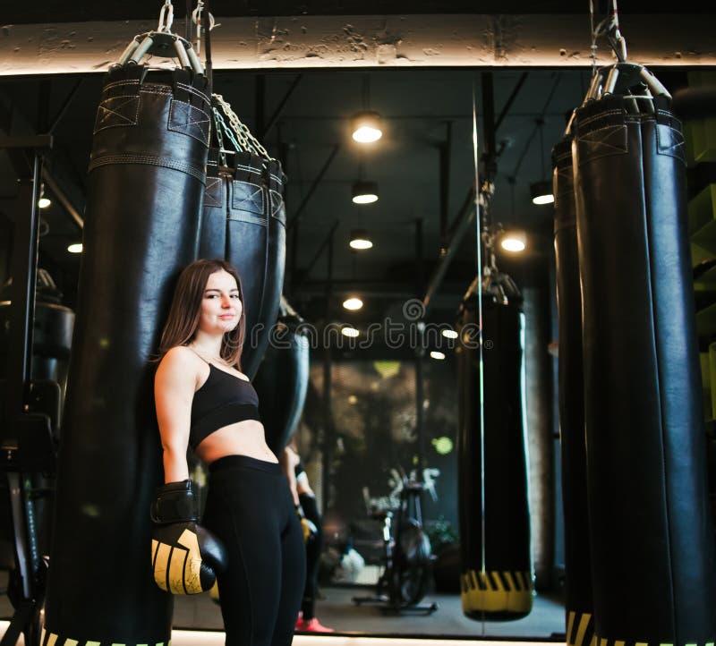 Femme de sport photographie stock libre de droits