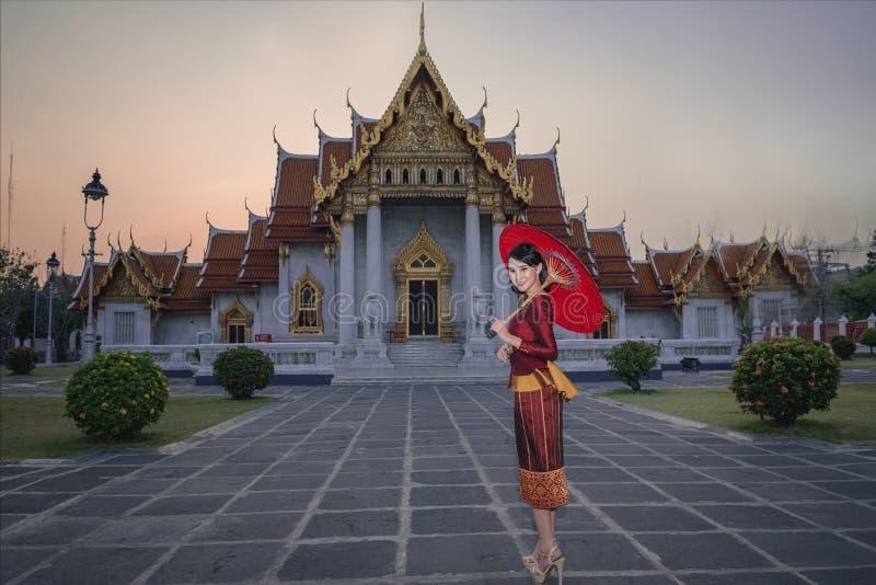Femme du Laos image libre de droits