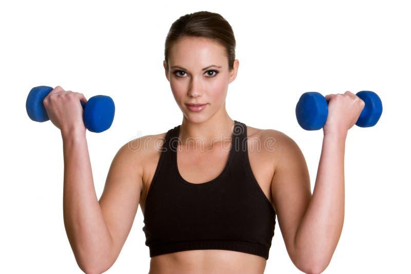 femme en bonne santé de forme physique photographie stock