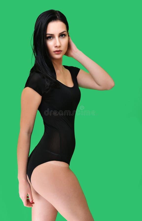 Femme espiègle sexy photos libres de droits