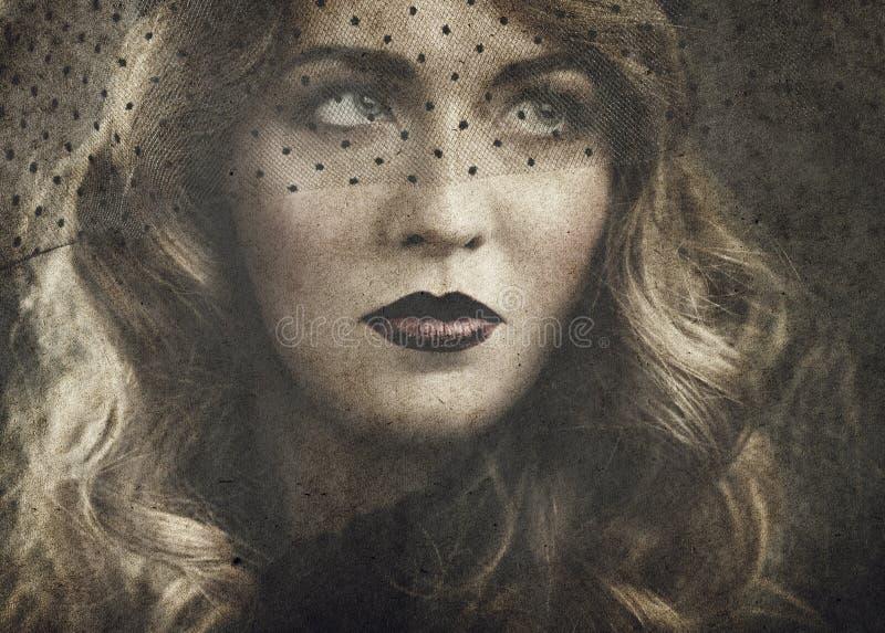 Download Femme fatale stock image. Image of model, beauty, femininity - 29909759