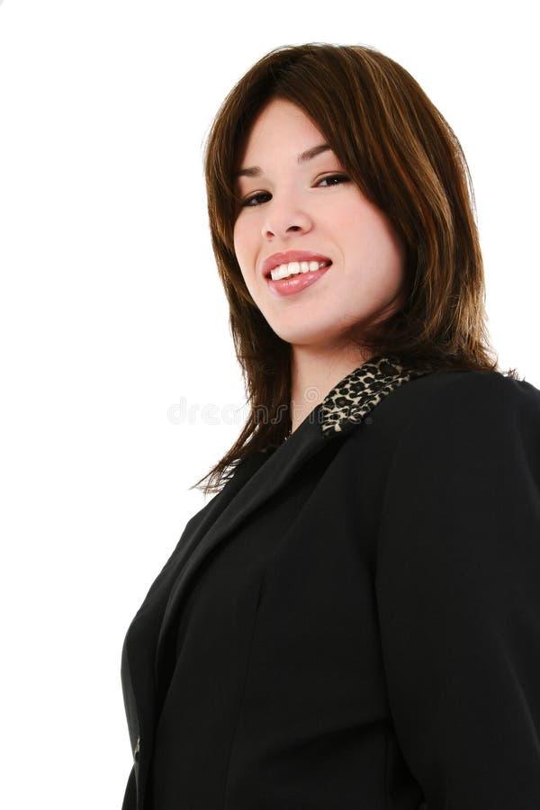 Femme hispanique d'affaires photos stock